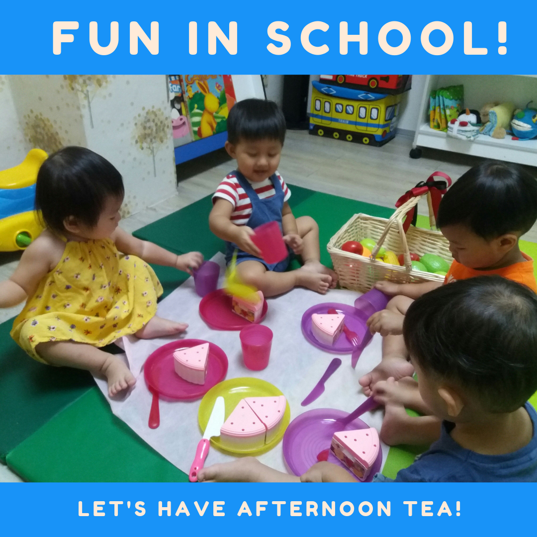 The Best Child Care in Kuala Lumpur